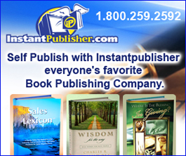 Book Printing From 25 Copies -InstantPublisher