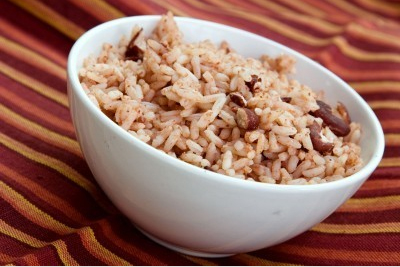 BAYOU RED BEANS AND RICE