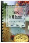 tastes for all seasons -cookbook recipes